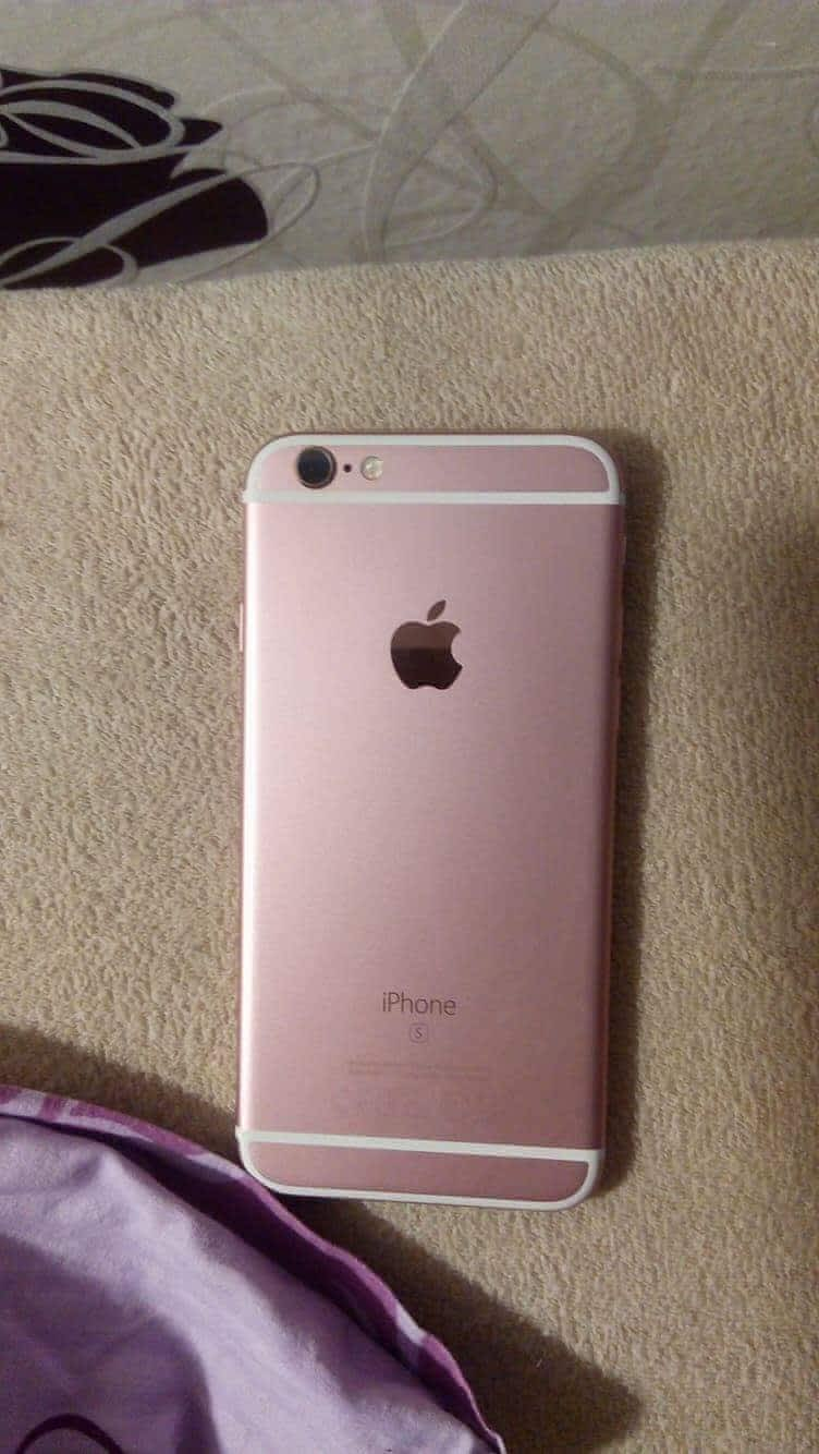 Iphone  Rose Gold Fnac