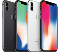 Apple iPhone X možnost faktury na firmu