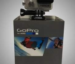 Prodam SET GoPro Hero4 Silver Edition
