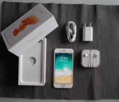 iPhone 6s kompletní balení, 100% stav