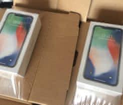Prodám nerozbalený iPhone X 64GB