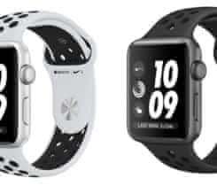 K: Apple Watch Series 3 42mm edice Nike+