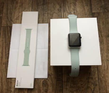Apple Watch42mm series 0-Stainless Steel