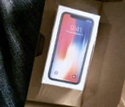 Nový iPhone X 256GB Space Gray