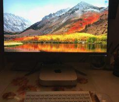 Prodám sestavu mac mini, monitor, kláves