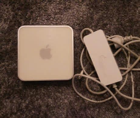 Apple Mac mini 2006 model a1176