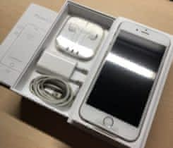 Iphone 6s 16gb silver NOVY v ZARUCE