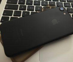 iPhone 7 128GB, stav nového, ručím za to