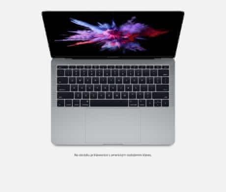 13palcový MacBook Pro (vesmírně šedý)