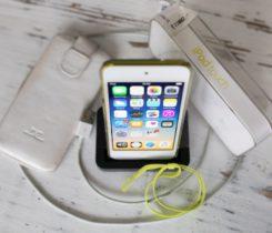 Apple iPod Touch 5th 64GB, žlutý