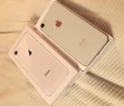 iPhone 8 stříbrná/bílá 256GB
