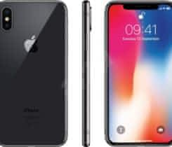 Apple iPhone X 64 GB Vesmírně šedý CZ