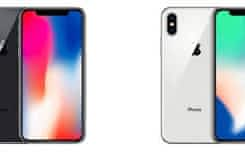 Rezervace na iPhone X 64gb space grey