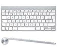 Koupím Apple Wireless Klávesnice CZ