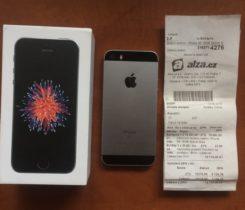 iPhone SE 16GB Space Grey ZÁRUKA