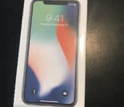 Prodám iPhone x 64gb black SPĚCHÁ