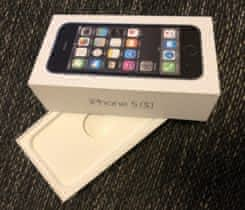 Prodám iPhone 5S Space Grey 16GB