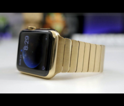 Apple Watch 2 42mm Gold