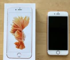Prodam iPhone 6s rose gold 16gb