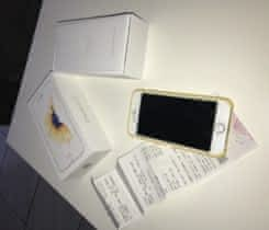 Iphone 6s 16GB gold, ZÁRUKA