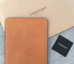 Kožený obal na iPad a iPad Pro 9,7
