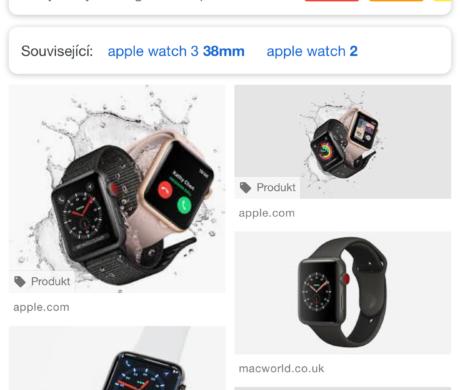 Koupím apple watch klidne i ty z nike i