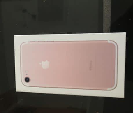 VYMĚNÍM Iphone 7 32gb