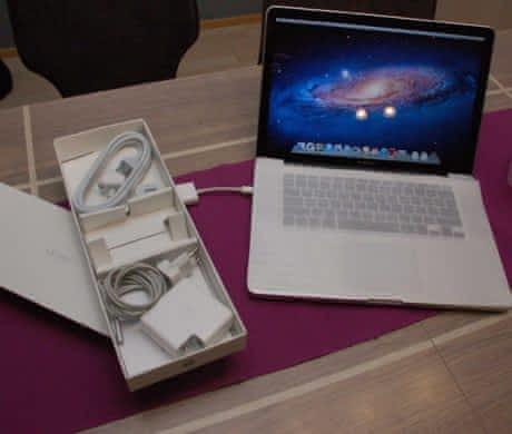 Macbook PRO mid2011 16GB 512SSD