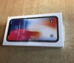 iPhone 64X space grey, nerozbalený