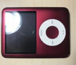 iPod 3G nano 8GB (Product RED)