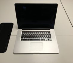 "Macbook Pro 15"" retina 2014, SSD 256 GB"