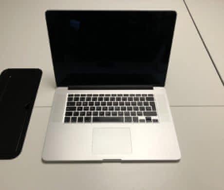 "Macbook Pro 15"" retina 2014, SSD 256 GB"