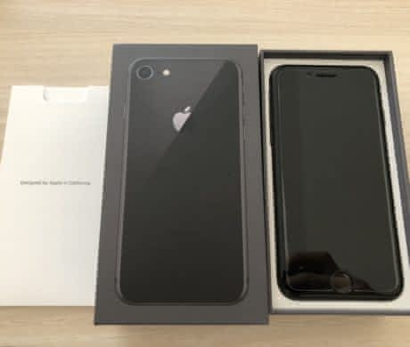 Iphone 8 – 256 GB Space Grey