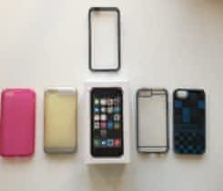 Apple iPhone 5s 16gb Space grey v zánovn