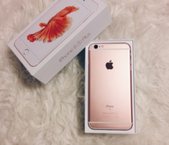 iPhone 6s Plus 16 Gb rose gold