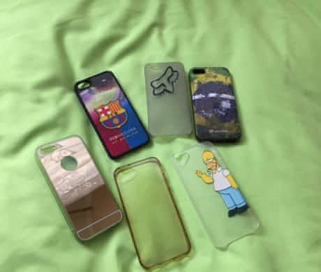 Ochranné kryty Apple iPhone 5 / 5S /SE