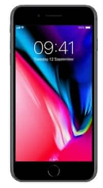 Nový iPhone 8 64GB Space Grey
