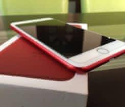 Apple iPhone 7 plus červená edice