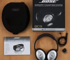 Sluchátka Bose QuietComfort 15