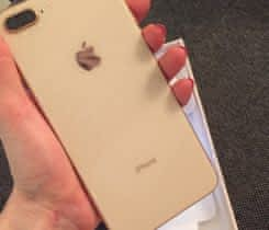 prodám  iphone 8 plus gold 256 GB
