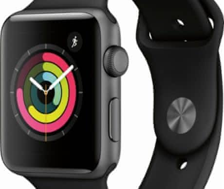Prodám Apple Watch Series 3,42mm