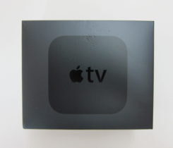 Krabicka od Apple TV 4gen