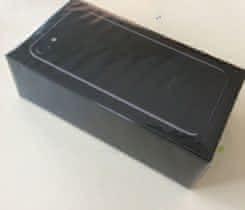 Prodám nový iphone 7 32gb Jet black z O2