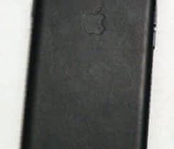 Apple Leather Case Black iPhone 7/8 orig