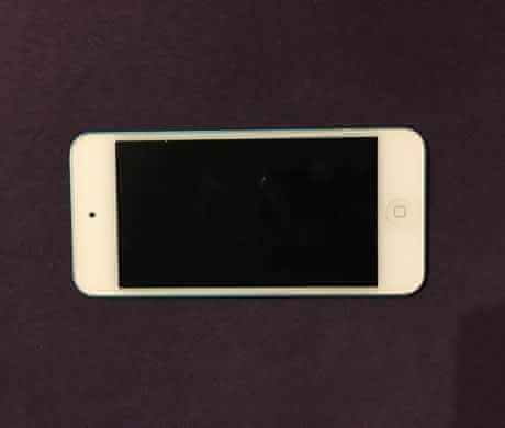 iPod touch 5 th generation
