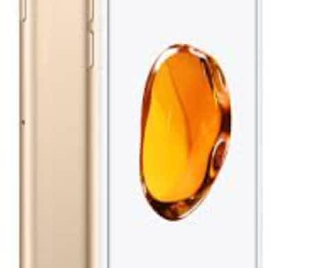 iPhone 7 16gb gold