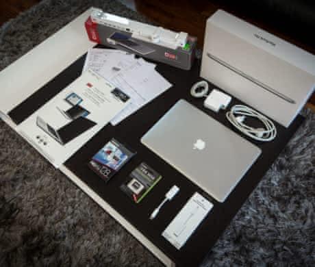 "15"" Macbook Pro Retina | 2012 | 16GB RAM"