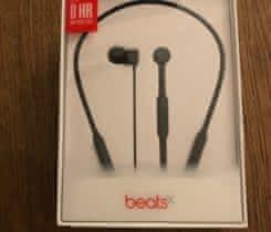 Bezdrátová sluchátka BeatsX černá