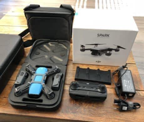 Dron DJI Spark Fly more combo + přísl.