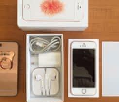 iPhone SE 64 GB, Rose gold